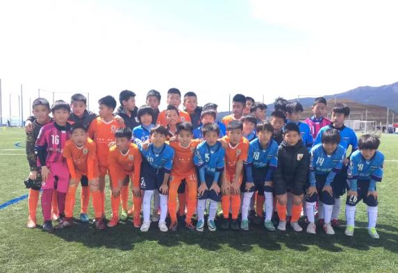 鲁能U12教练:赴日比赛收获大持传控足球