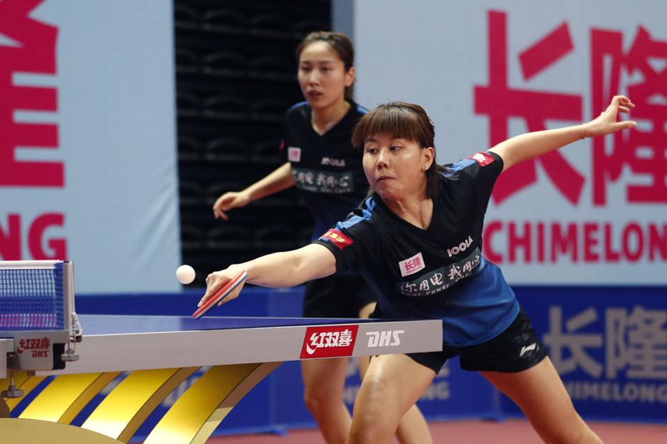 山东鲁能男女队豪取八连胜 均晋级半决赛