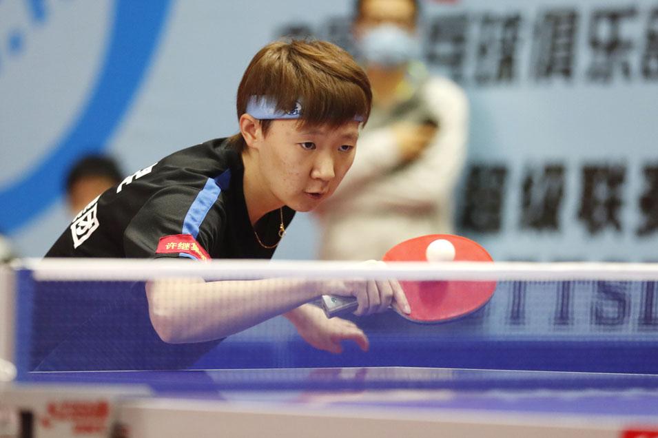 鲁能女队3:0完胜北京越凯龙晋级决赛