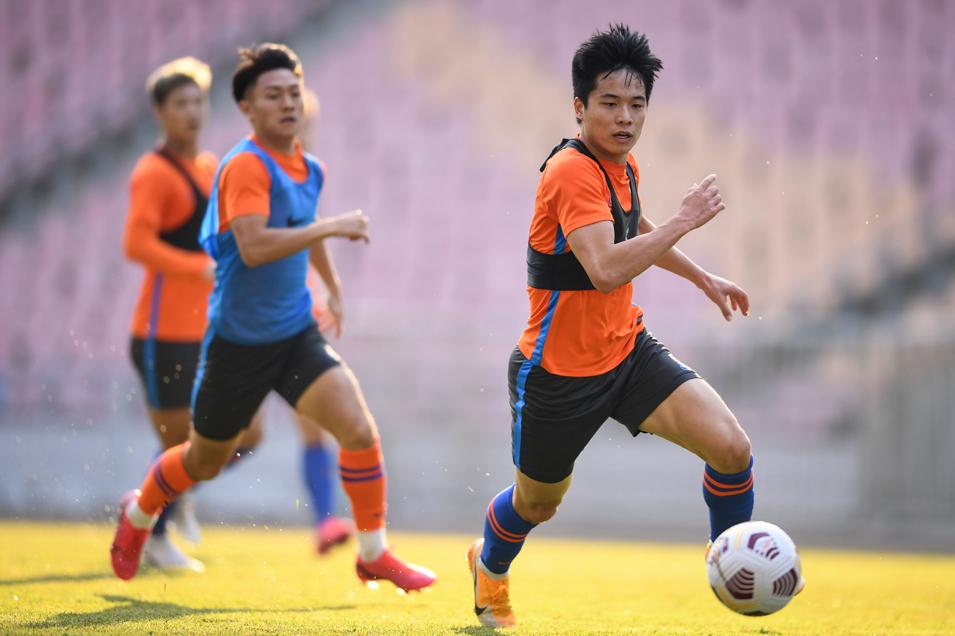 球队完成广州第一阶段冬训