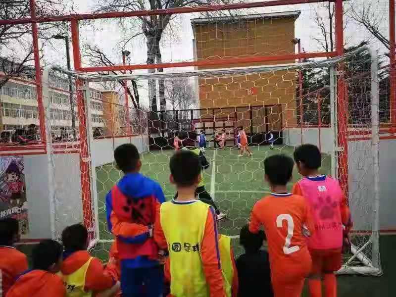 探访鲁能足校④|着眼中国青训现实,推动街头足球